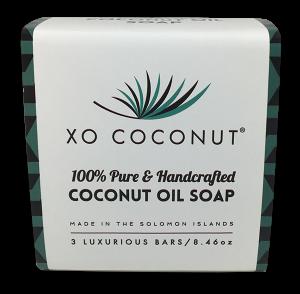 XO COCONUT® SOAP